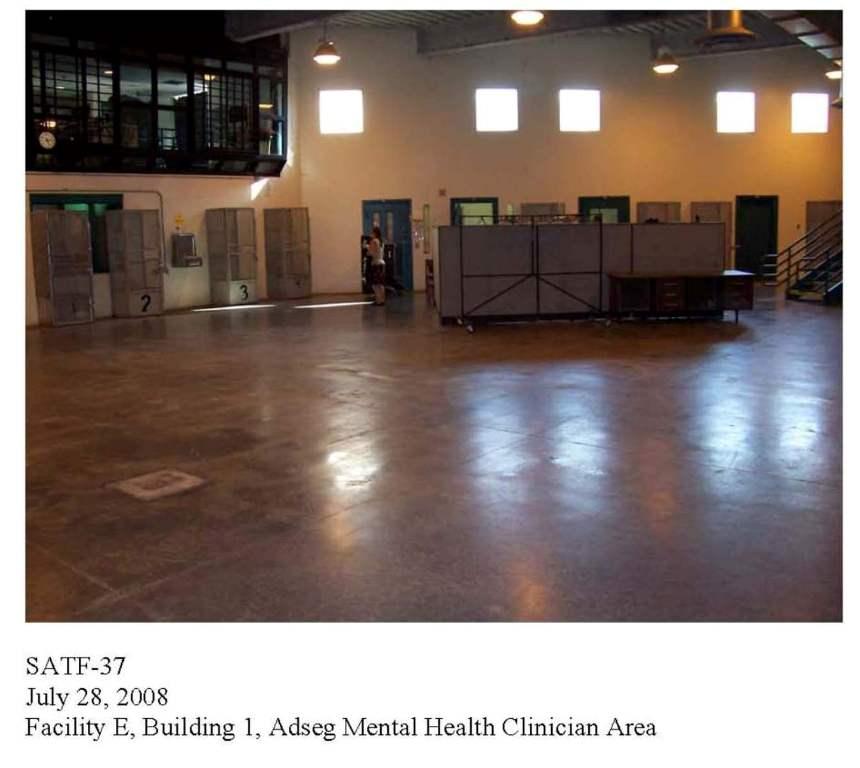 P-336-SATF-37-Facility-E-Adseg-Mental-Health-Clinician-Area